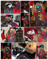 Christmas Collage 2014 by AJ-Shep