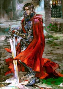 Sir Lancelot by tomape
