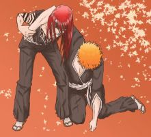 Renji is Berry Helpful by morgan1yam