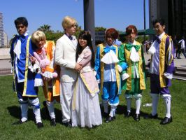 Ouran Cosplay Epi. 26 by angelfacade