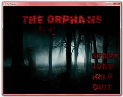 The Orphans Cover by TheOneAndOnly-K