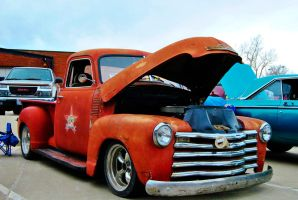50 Chevy Truck by sweetz76