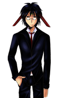 re: 'heart': Gil sprite by Mole-Chan
