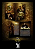 JKing and Maximan Presskit by algare