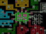 The Guardian Legend Map by snesmaster