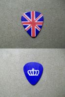 Union Jack Pick by spastic-fantastic