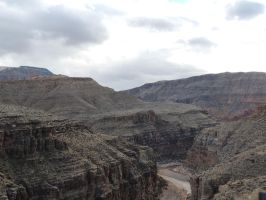 Virgin River Gorge, AZ 2111 by archambers