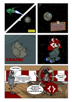 Futurama - Tales of Meatbag Island - PAGE 14 by Spider-Matt