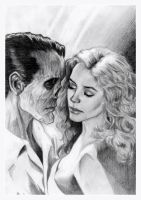 My heartbeat is a symphony by EriksDesdemona