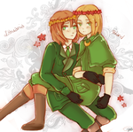 APH: LietPol contest entry by Jaskierka