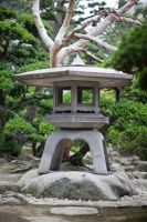 Stone Lantern IV by Quit007