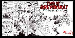 THIS IS GRESKULL by channandeller