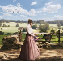 Olden Days by Kerri--Jo