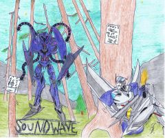 Soundwave game by Paola18