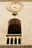 Korcula clock 1 by wildplaces