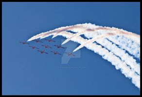 Snowbirds IV by AirshowDave