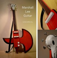 Marshall Lee guitar by Semashke