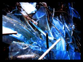 broken glass by shini27