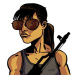 ACTION HEROES - SARAH CONNOR by AMAZINGAMEZIANE