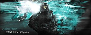 Halo Wars Spartan - Dark by Ganoes-Paran