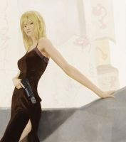 Parasite Eve Tribute by Ancientdrake