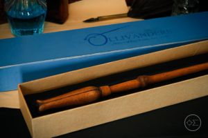 Ollivanders wand box 3 by enguerrand