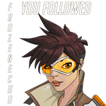 Tracer Follwer Alert by Chenguin