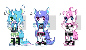 SMALLFRY BATCH 2 OFFER TO ADOPT-CLOSED by Kiwi-adopts