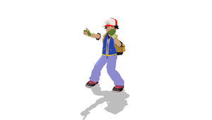 Ash Ketchum by Valforwing