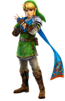 Link-Hyrule Warriors PNG 1 by Isobel-Theroux