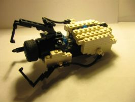 Aperture Science Lego Device 1 by Bubjoe7