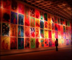 chihuly's sketches by epitomei