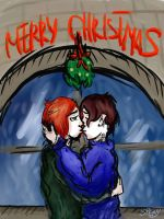 Merry Christmas! by Glam-Octopus