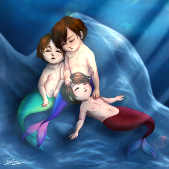 TLM - Baby Brothers by x-Lilou-chan-x