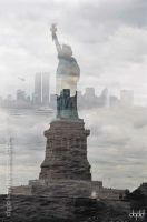 Liberty above All 2 by DavidGold
