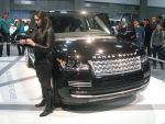 Range Rover Supercharged with a beautiful lady by granturismomh