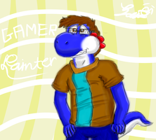 GamerPainter's Portrait by The-Tree-Admin