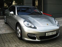 PORSCHE Panamera Turbo to XJK by toyonda
