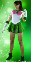 Sailor Jupiter by woot859