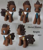 Doctor Hooves by Roogna