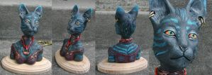 feline bust kit-black version by missmonster