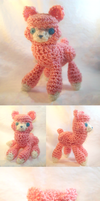 Amigurumi Alpaca by RainbowReverie
