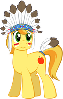 Chief Braeburn by Astanine
