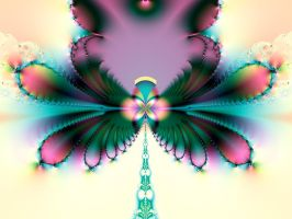 fractal 60 butterfly by AdrianaKH-75