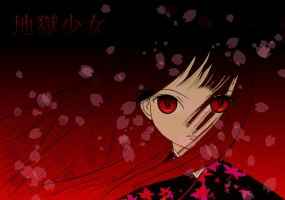 Hell Girl: Red strings of fate by SFLiminality