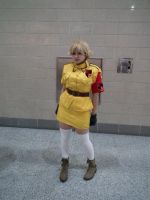 MCM: Seras Victoria by Ai-For-Art