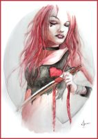 Emilie Autumn by Angoria
