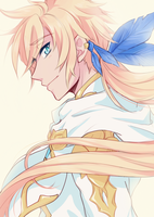 Tales of Zestiria- Water Kamui by Ini-Mini