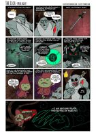 The Lich -prologue- by illeity