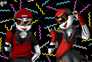 Edgy Fresh .:Collab:. by GsSKY